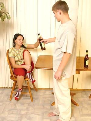 Drunk Teen Porn Pictures
